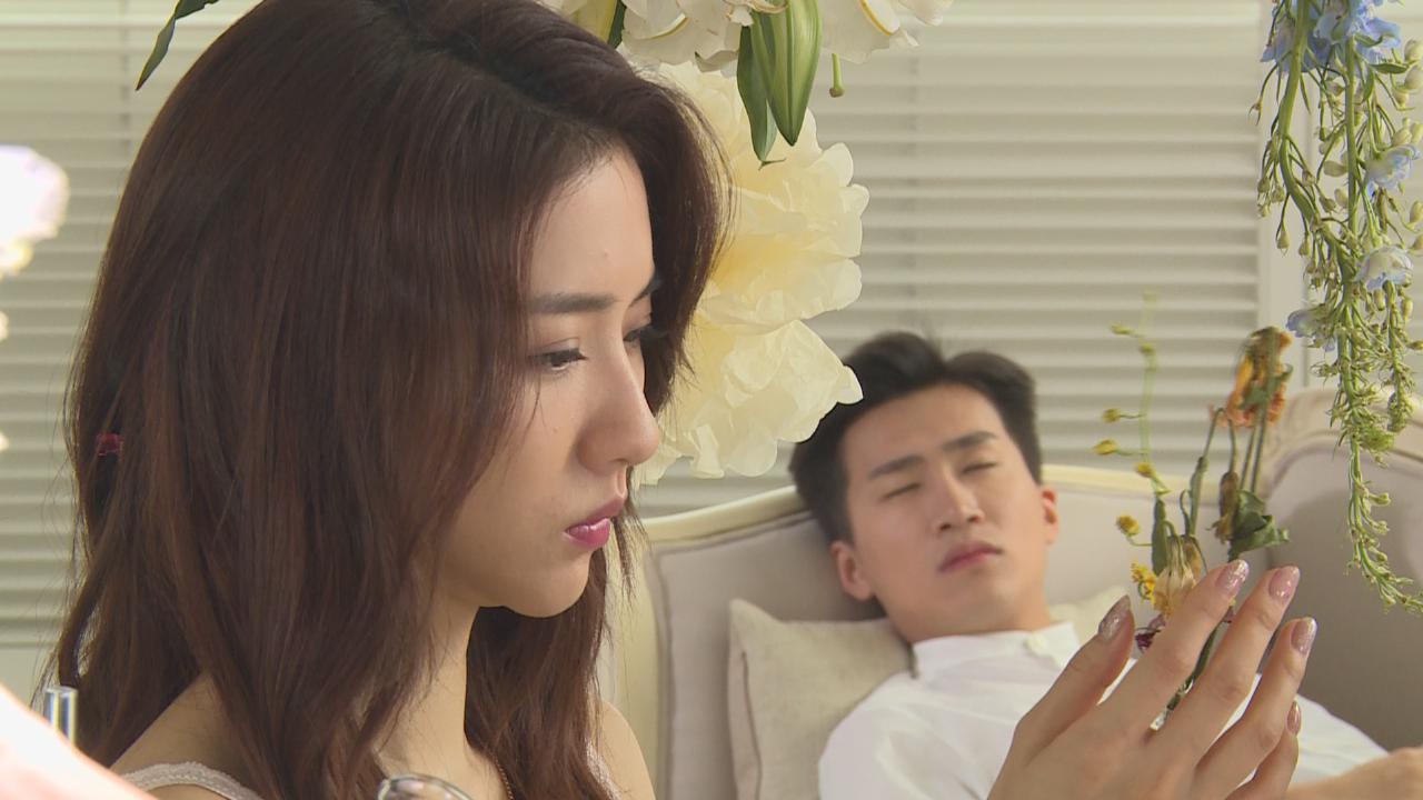 (國語)菊梓喬為白色強人片尾曲拍MV 邀GM擔任男主角耍帥演出