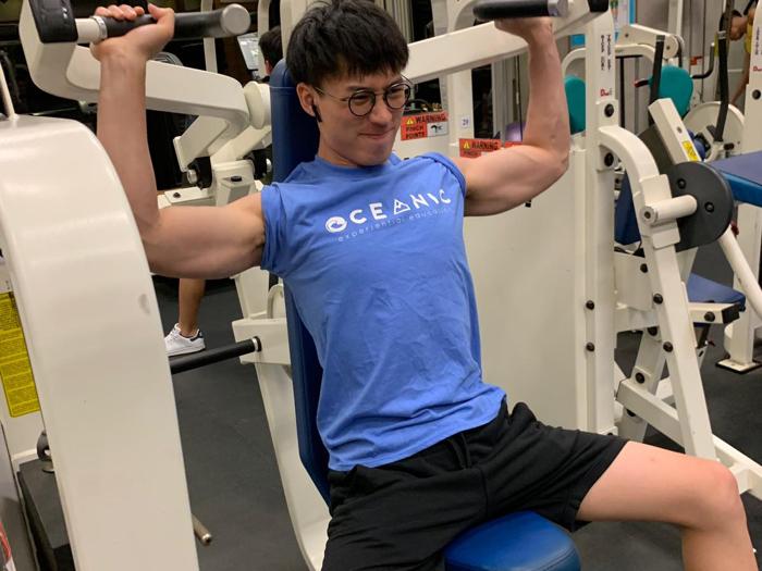 gym day