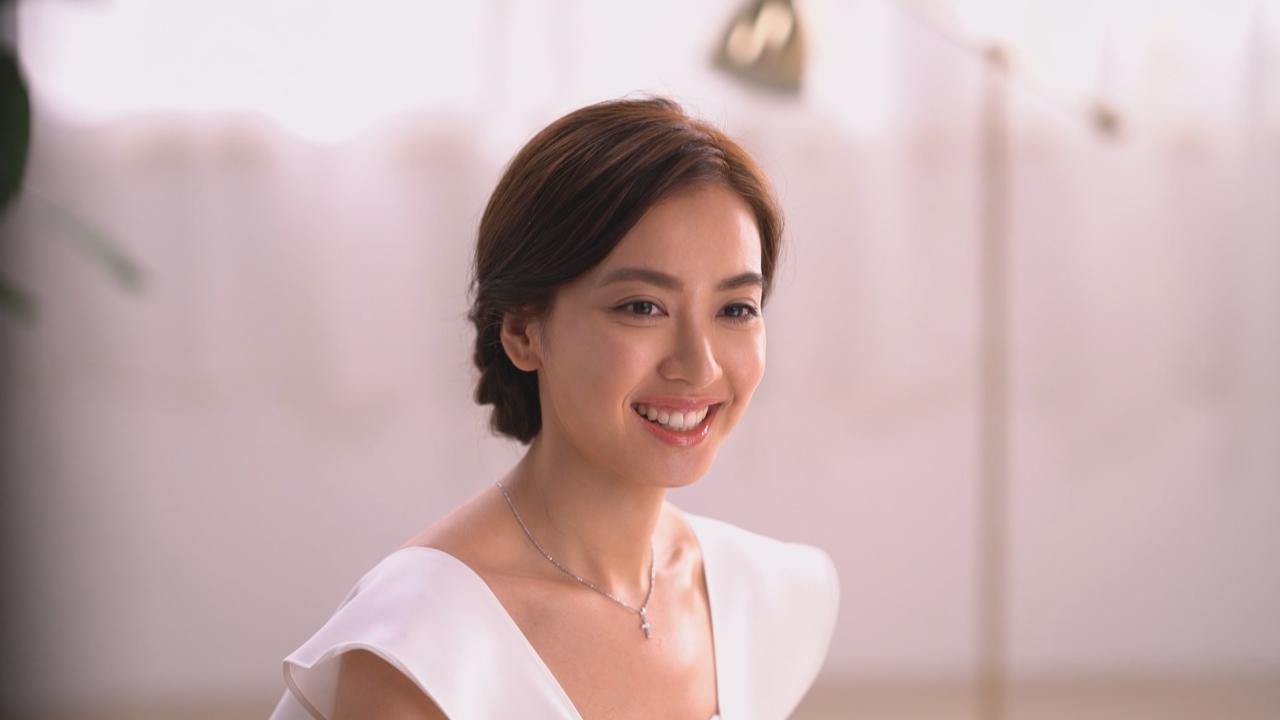 朱千雪網上公布婚訊 將下嫁青梅竹馬醫生男友