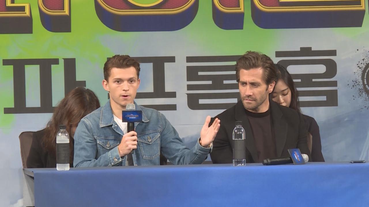 (國語)TomHolland與JakeGyllenhaal赴韓宣傳新戲 大讚韓國粉絲熱情溫暖