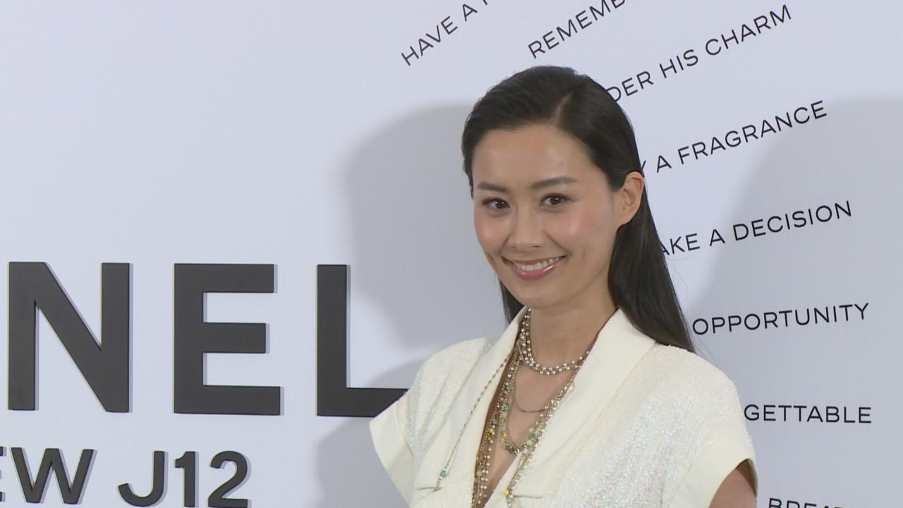 法國成婚後首度回港 陳法拉大談老公吸引之處