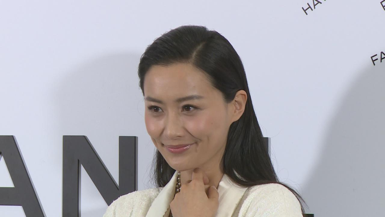 (國語)法國成婚後首度回港 陳法拉大談老公吸引之處