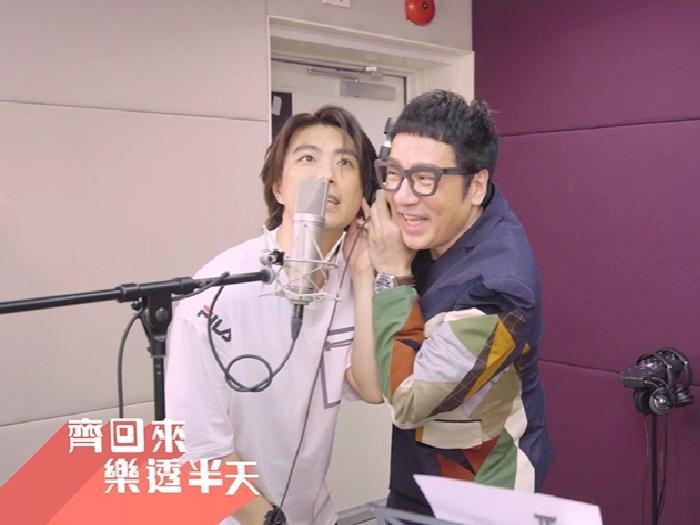 《愛回家》新主題曲,豹哥景淳有份唱!