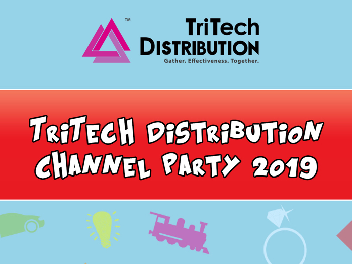 TriTech Distribution Channel Party 2019