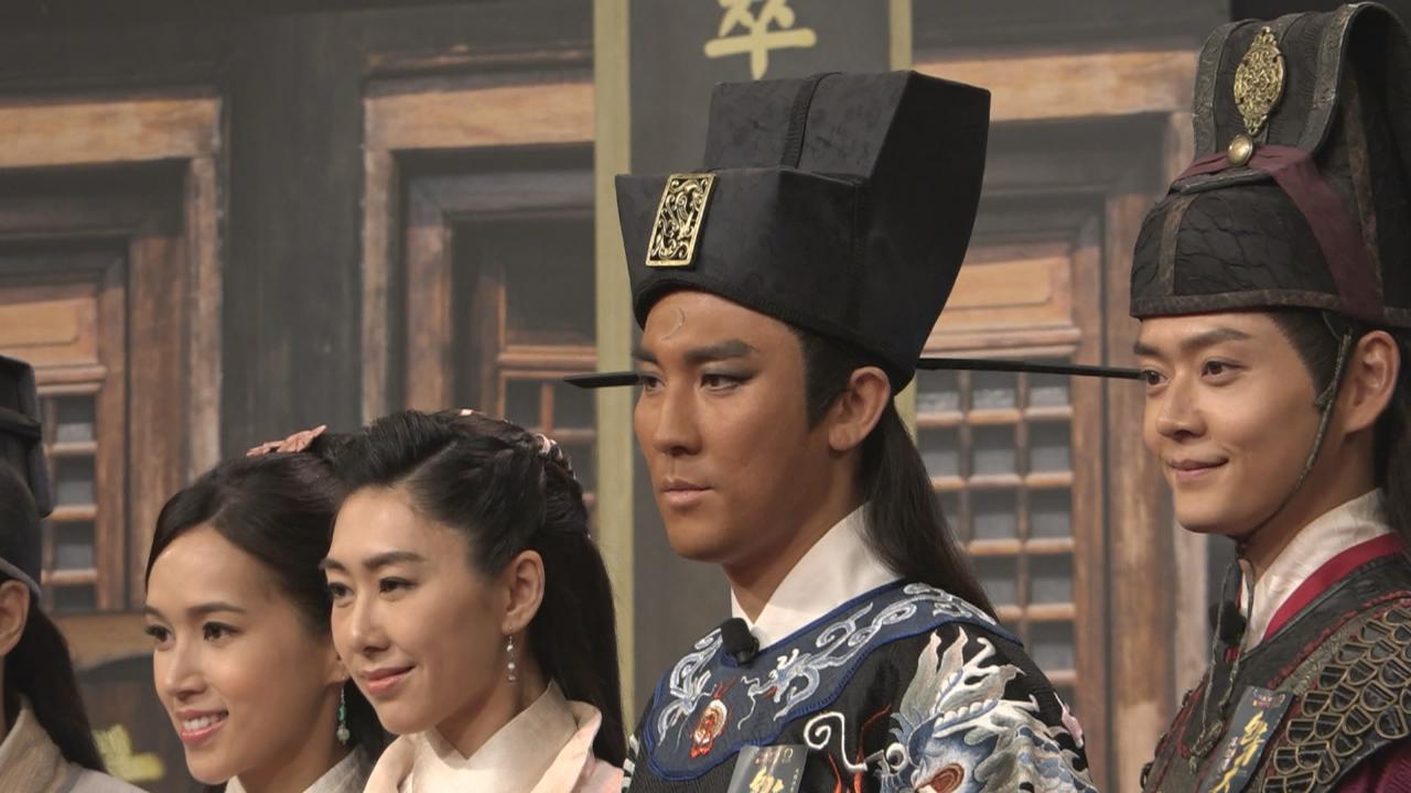 (國語)譚俊彥為角色化妝早起 與爸爸當年用同一化妝師