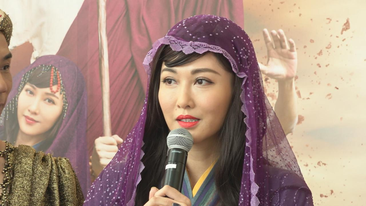 李彩華參演佛教題材舞台劇 自爆內心曾為信仰問題掙扎