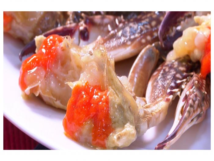 韓國秘製極美味急凍醬油蟹big big賣必搶