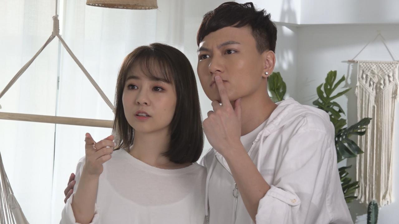谷婭溦為新歌拍MV 與吳佩隆演情侶過程順利