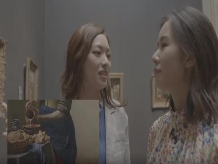 【荷蘭長版】倒牛奶的女僕 詳盡DD介紹