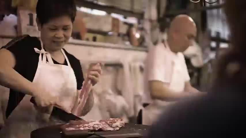 宣傳片 回味舊香港情懷