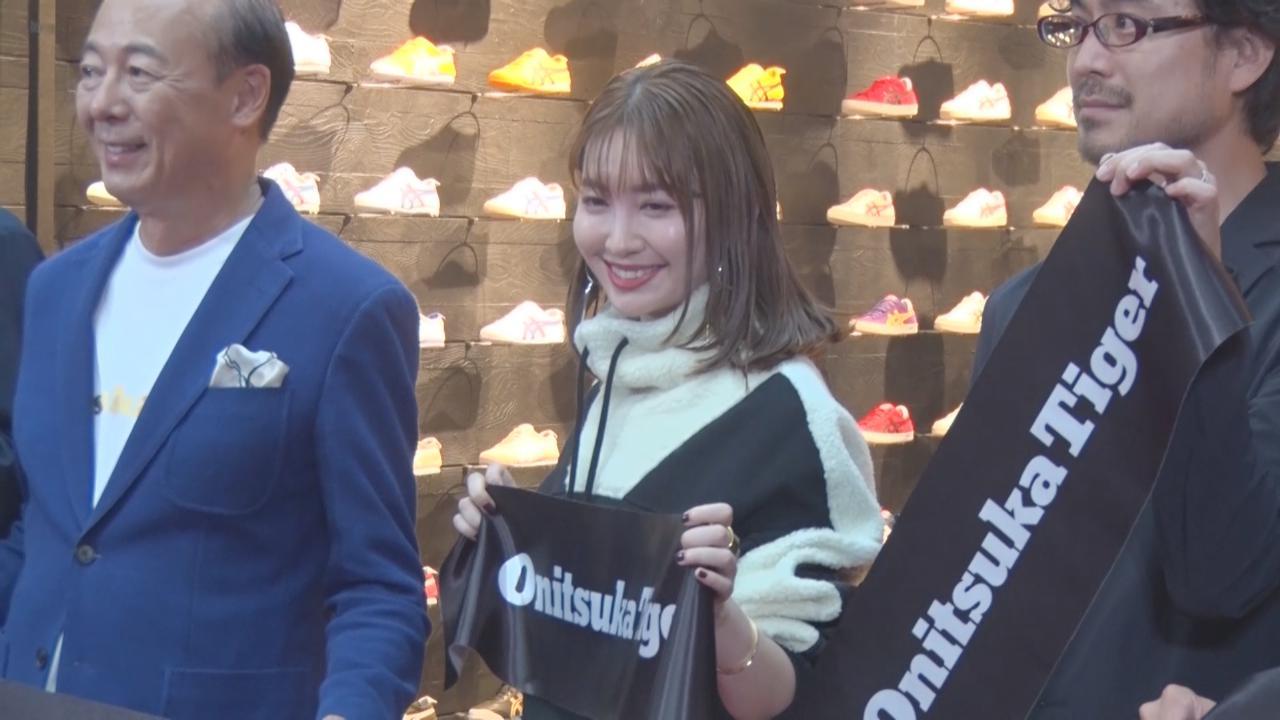 現身上海出席品牌活動 小嶋陽菜恨食包子