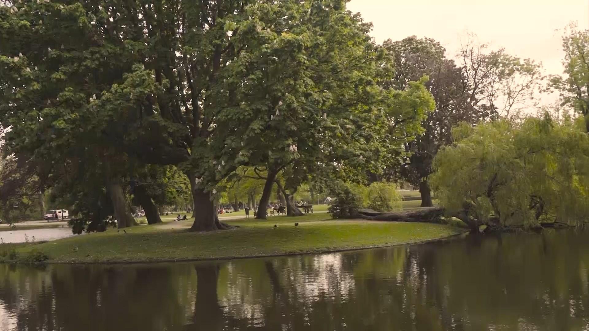 【天書】Vondelpark