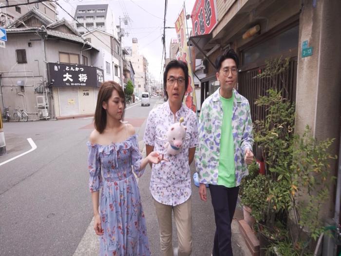 Ben Sir又組團!日本、泰國揀筍盤!