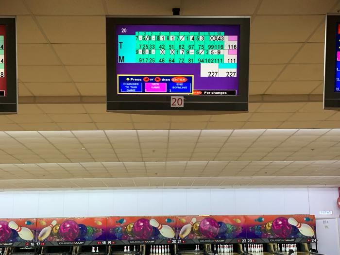 鄧伊程Tiffany - Bowling Day!!!!