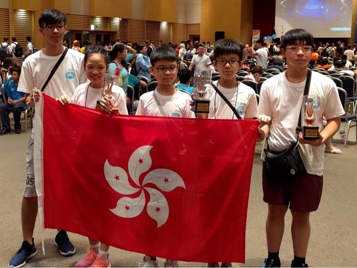 2019 IYRC Korea 香港代表訪問
