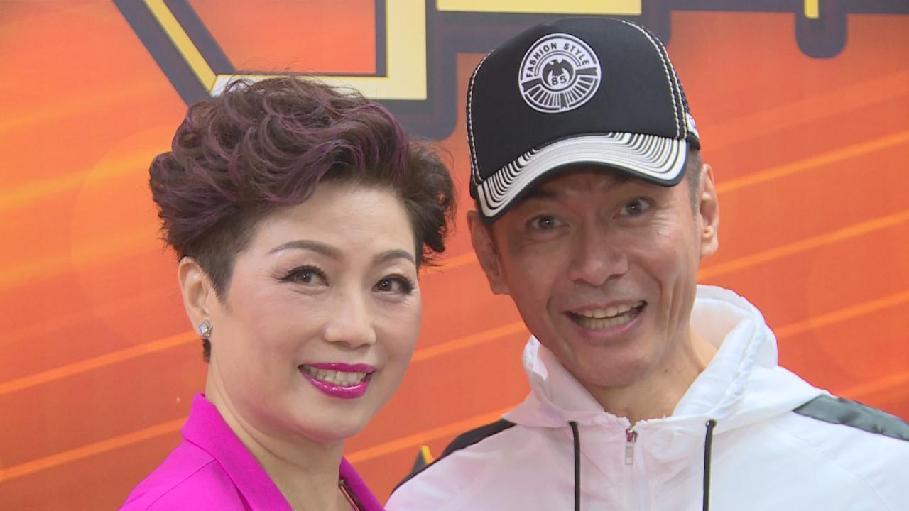麥潔文十月舉行演唱會 江華未決定會否上台合唱
