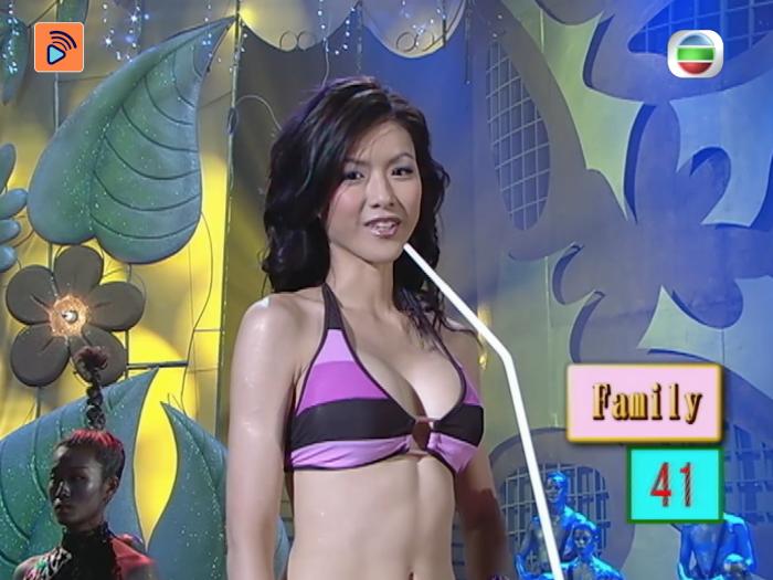 2006年 問答環節 陳茵微如何解理「Family」?
