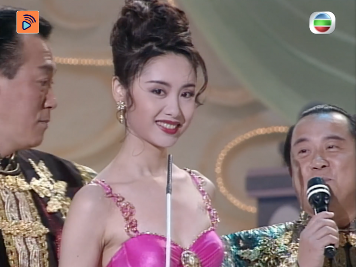 1993年香港小姐 郭可盈