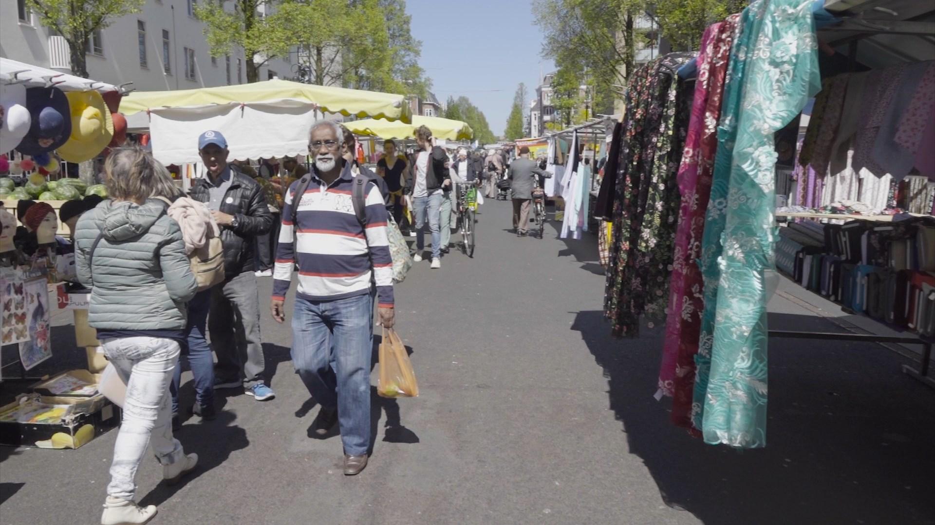 【天書】Dappermarkt