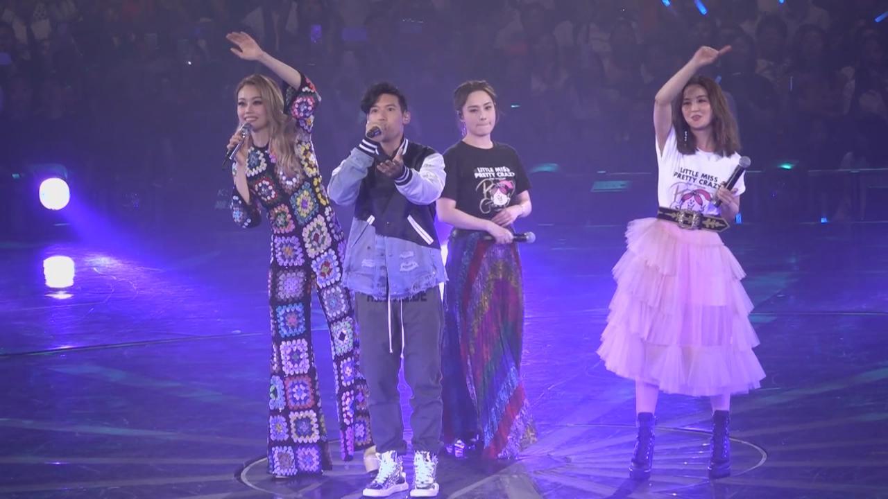(國語)與Twins任容祖兒個唱嘉賓 關智斌宣布演唱會加場好消息