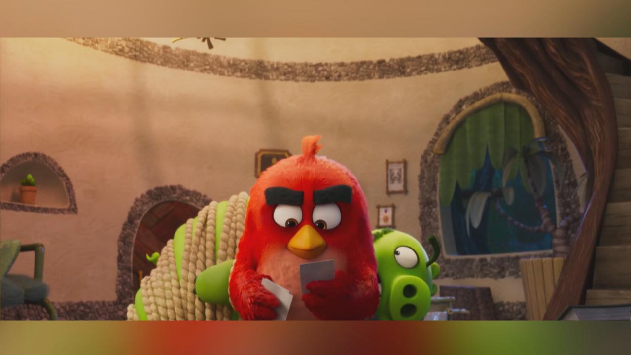遊戲卡通再被搬上大銀幕 續集豬鳥化敵為友對付新敵人