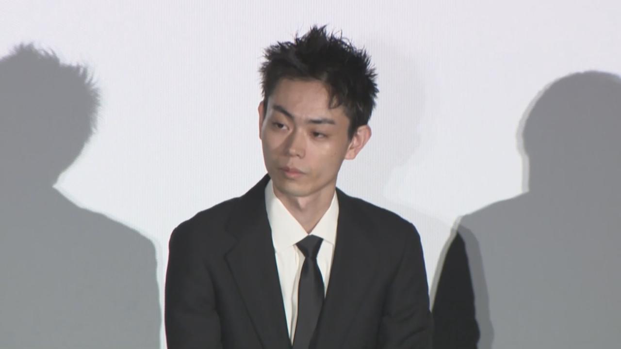 菅田將暉出席謝票活動 新作獲朋友好評高興不已