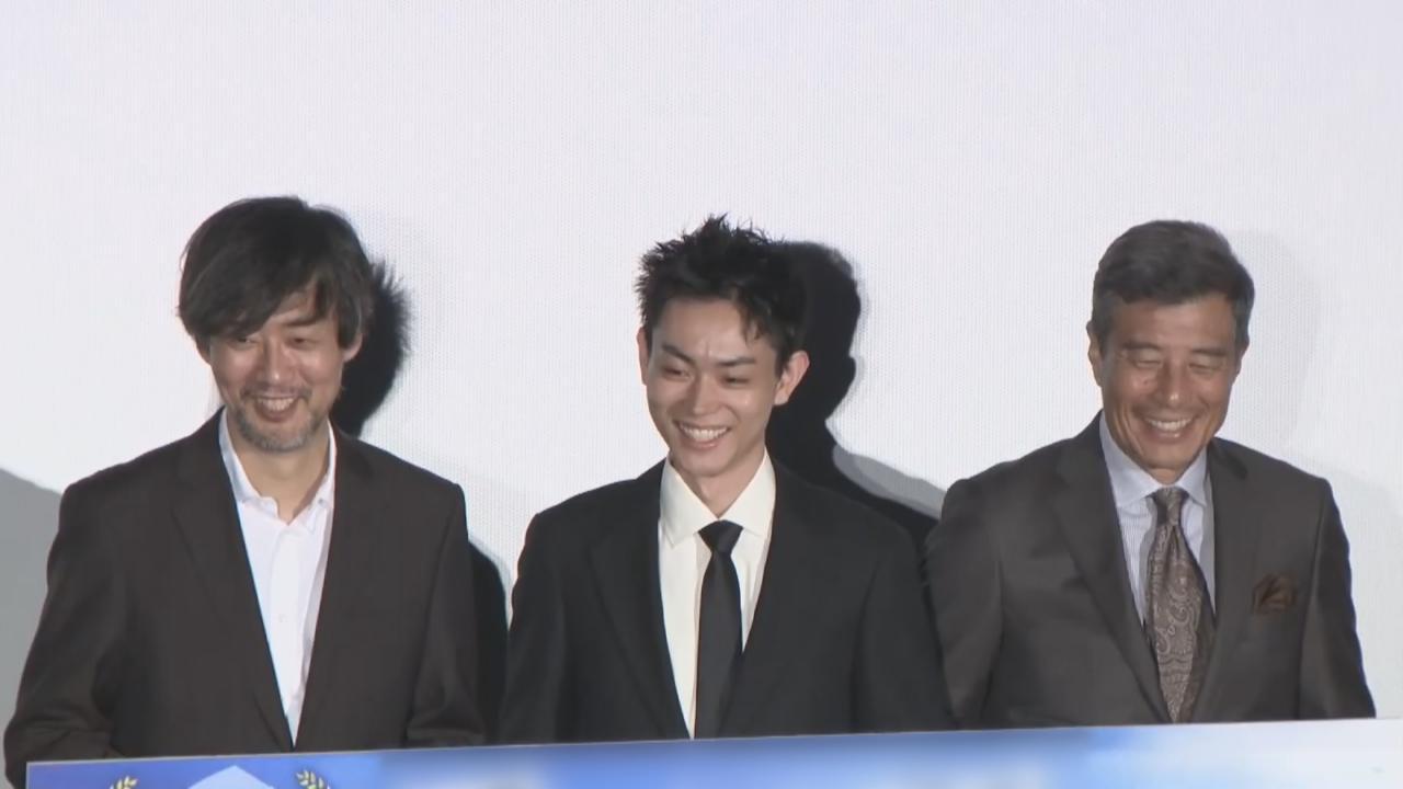 (國語)菅田將暉出席謝票活動 新作獲朋友好評高興不已