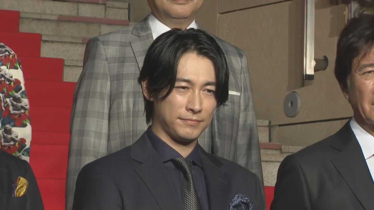 藤岡靛出席新戲首映 透露與石田百合子有感情線