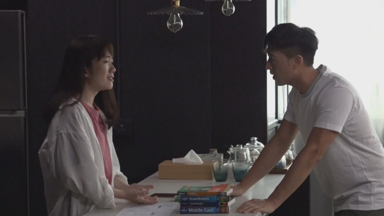 馮允謙拍攝新歌MV 化身暴躁男擔心嚇怕女生