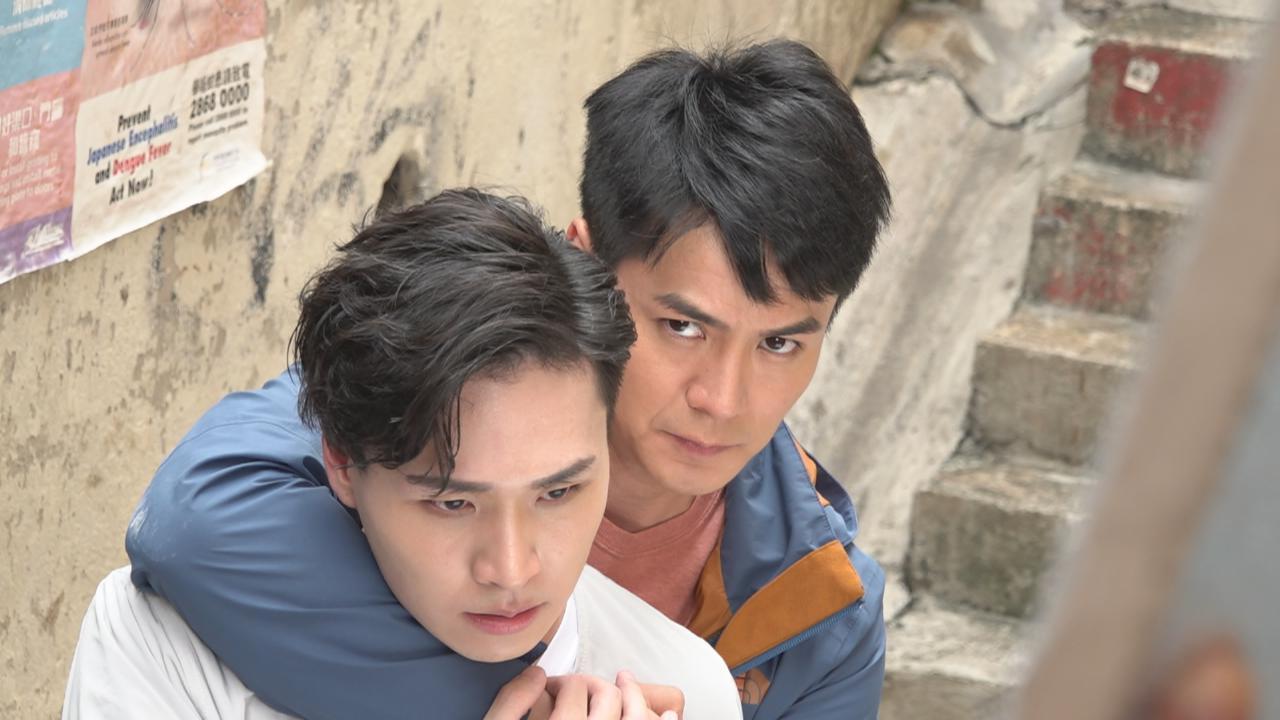 (國語)相隔三年重返TVB拍劇 羅仲謙笑言擔心楊怡探班