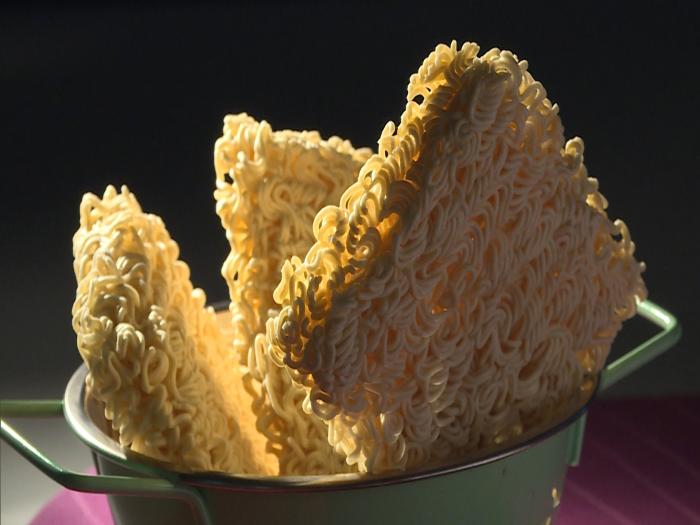 神奇大發現 即食麵乜都補得