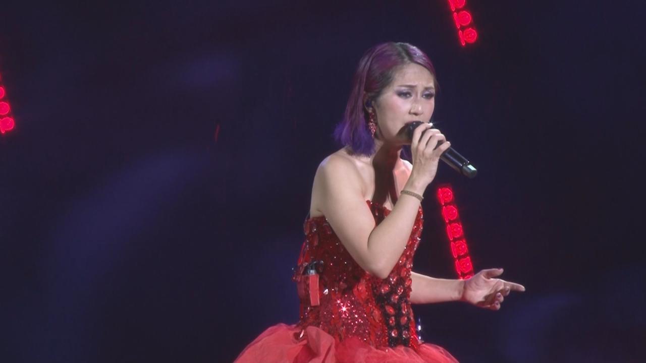 惠州舉行世界巡迴演唱會 楊千嬅獲粉絲熱情支持