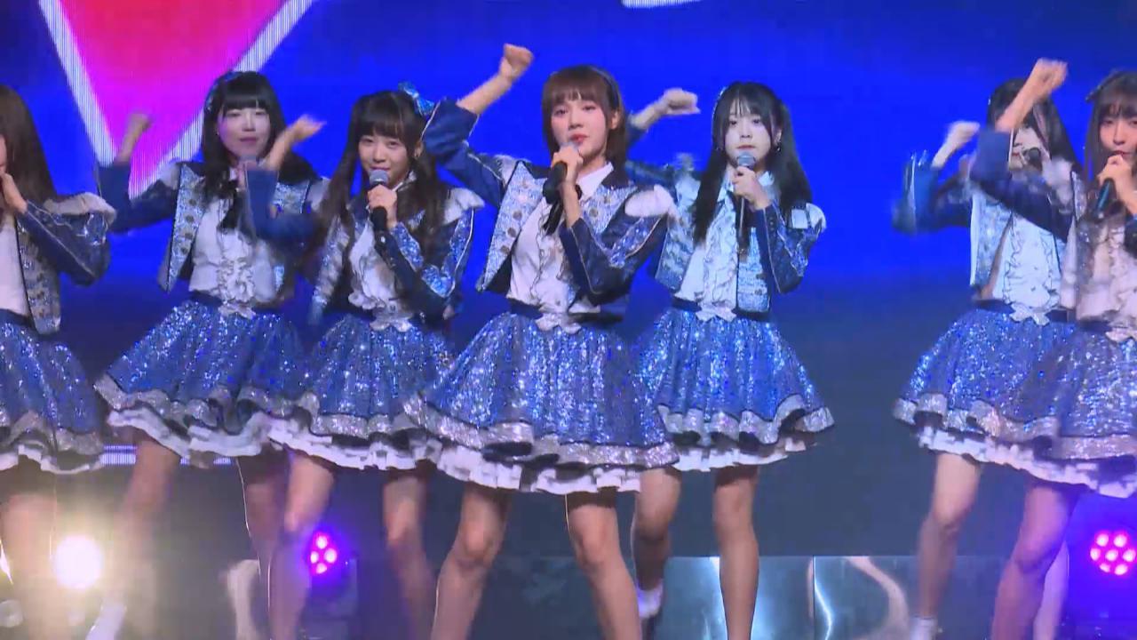 AKB48TeamSH上海舉行握手會 賣力表演回饋歌迷