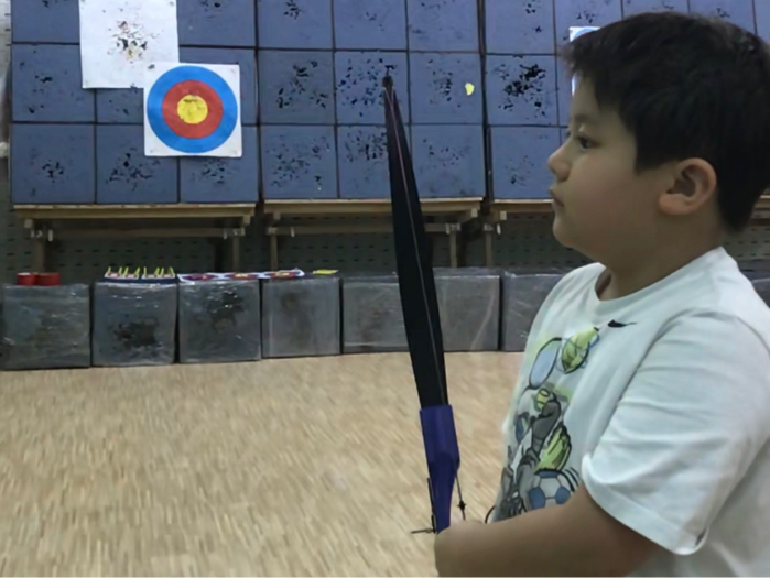 Aaric Archery 尚志 射箭