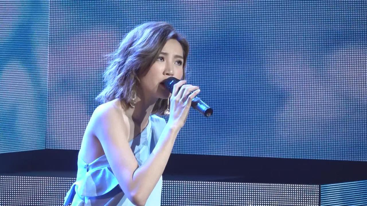 (國語)赴加拿大任選秀比賽嘉賓 吳若希獻唱大熱劇集歌曲