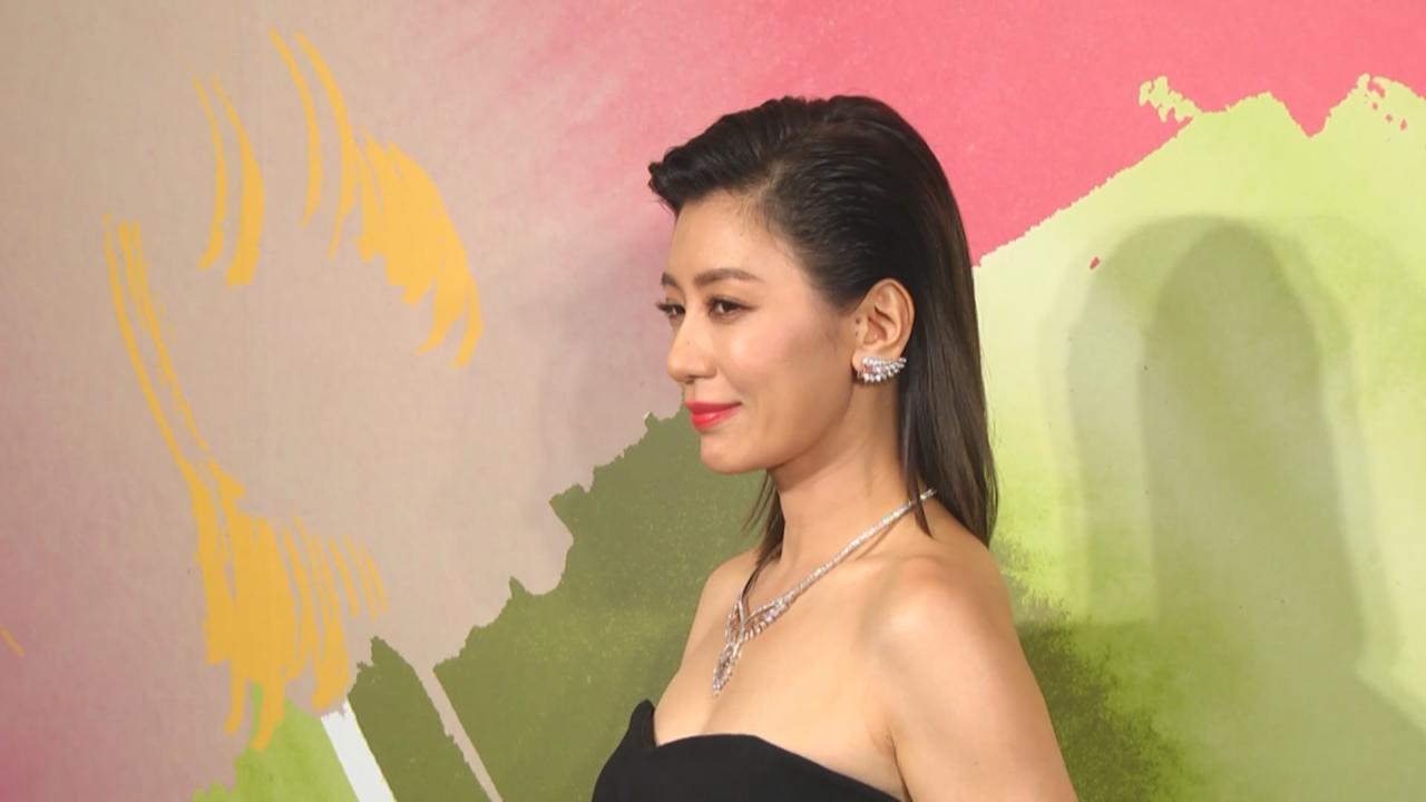 (國語)賈靜雯角逐金鐘獎最佳女主角 笑言因工作人員尖叫聲添壓力