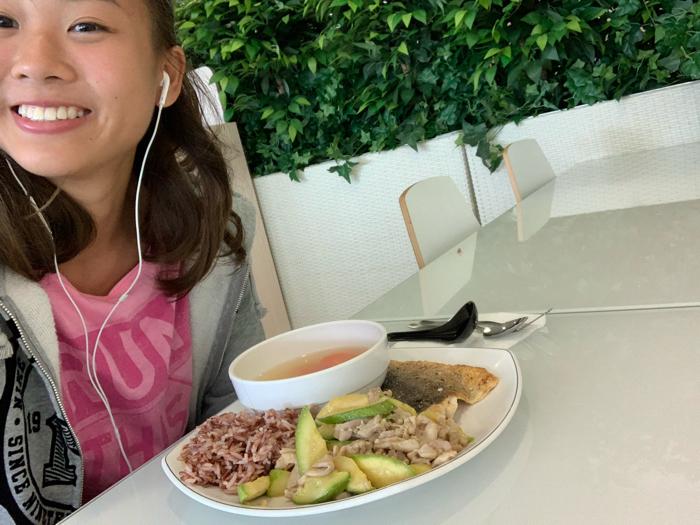 鄧伊程 Tiffany - Lunch with me