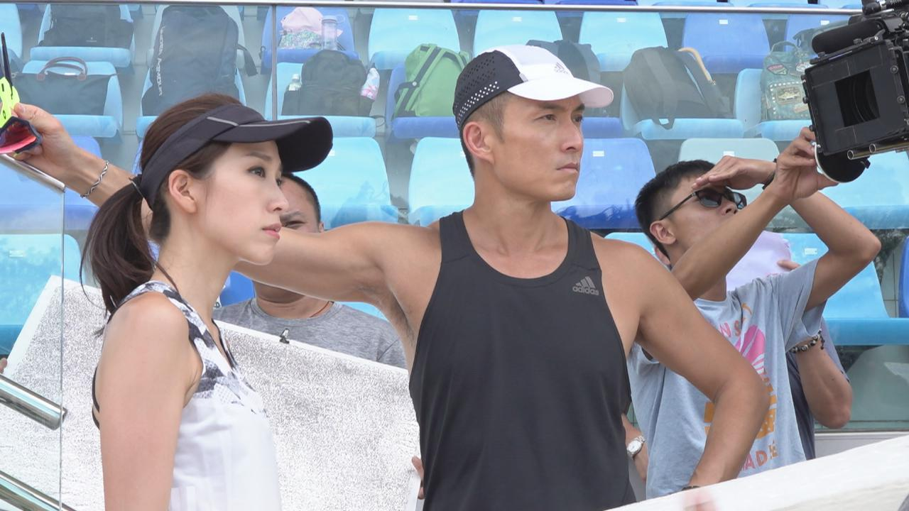 (國語)陳山聰飾演跑步教練 一有空檔即下場跑步
