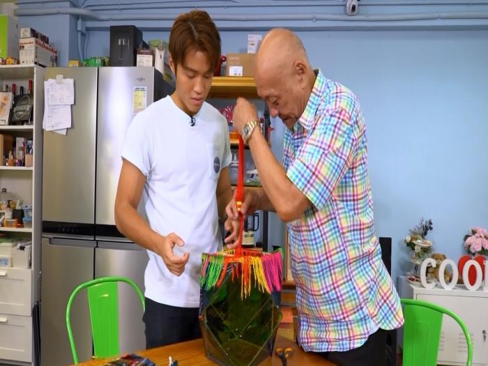 鼎爺唔教煮飯教手工