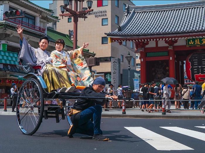 東京1+1日式婚紗照