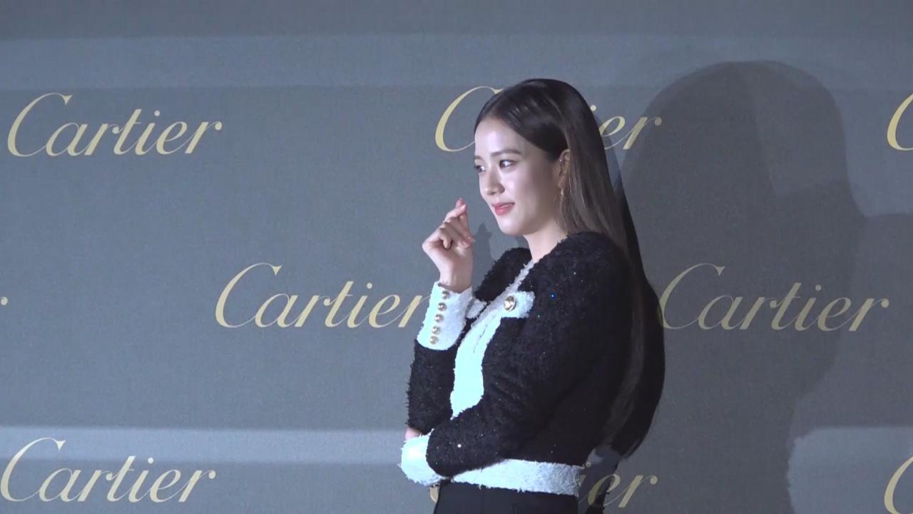 人氣韓星為品牌活動站台 全場閃光燈閃個不停