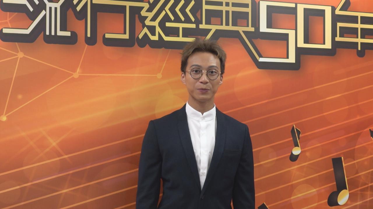與姜麗文拍浪漫劇情 吳業坤自爆險中暑