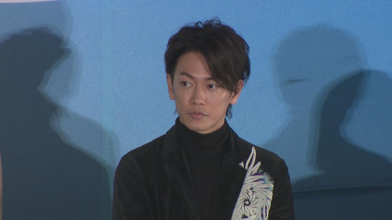 佐藤健現身戲院宣傳新作 期待與白石和彌導演合作已久