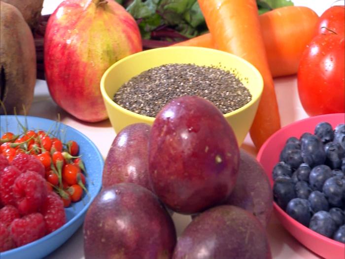 Super Food精華薈萃 每日一紅一綠 big big 保你健康