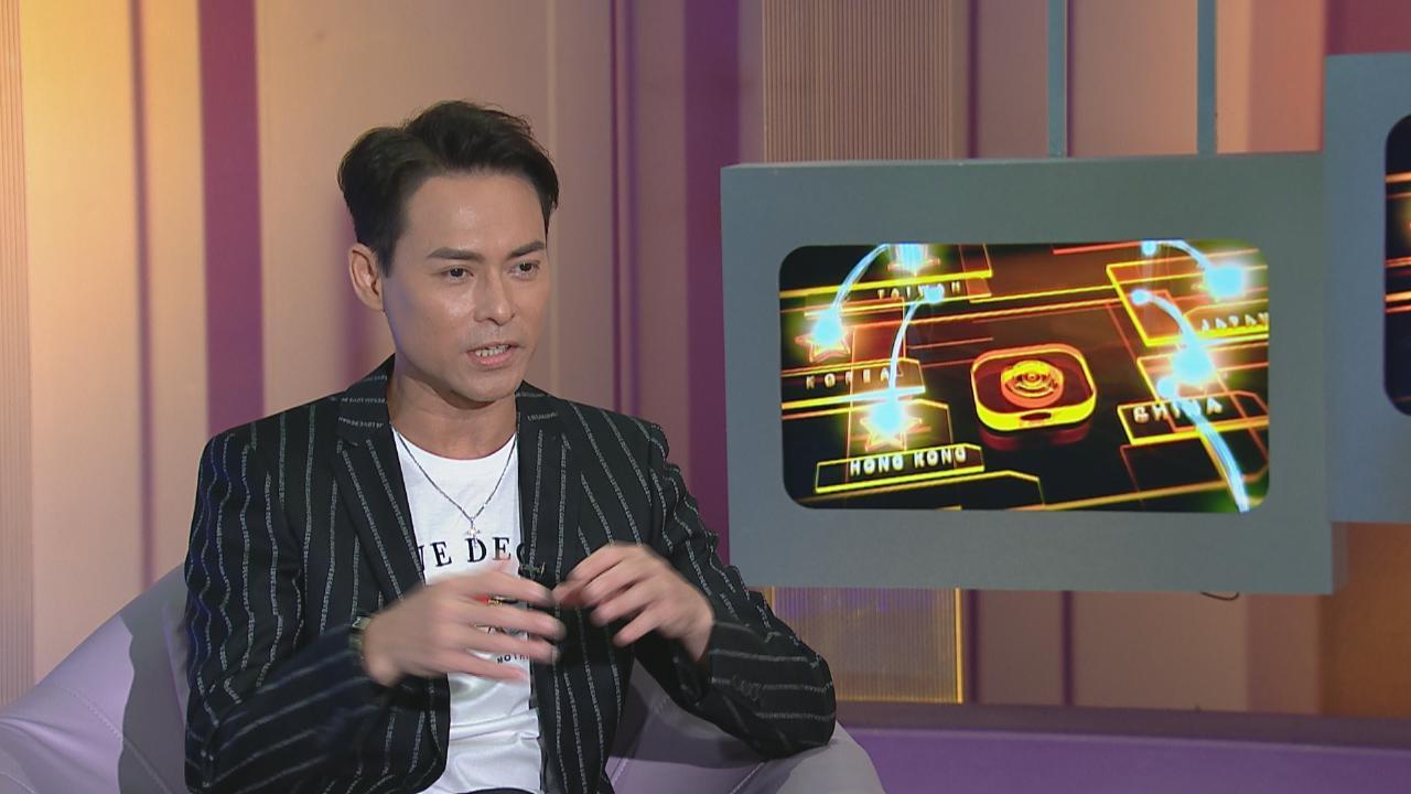 海俊傑入行25年 回歸樂壇推出廣東新歌