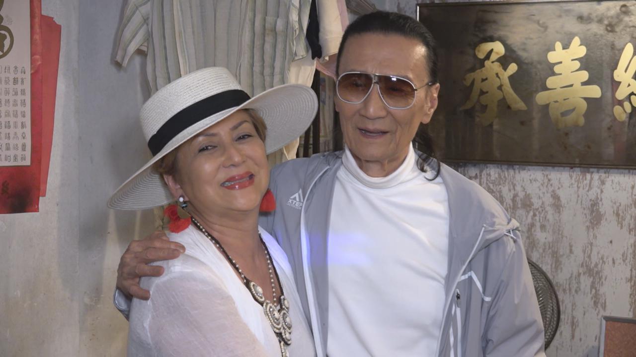 (國語)謝賢馮寶寶相隔60年再合作 兩人細數昔日點滴