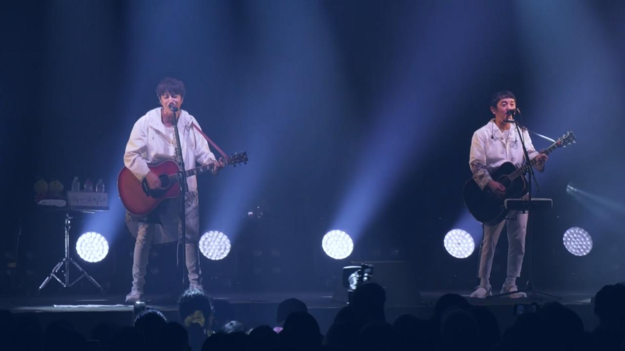 (國語)柚子舉行台灣演唱會 以自彈自唱形式演出氣氛高漲