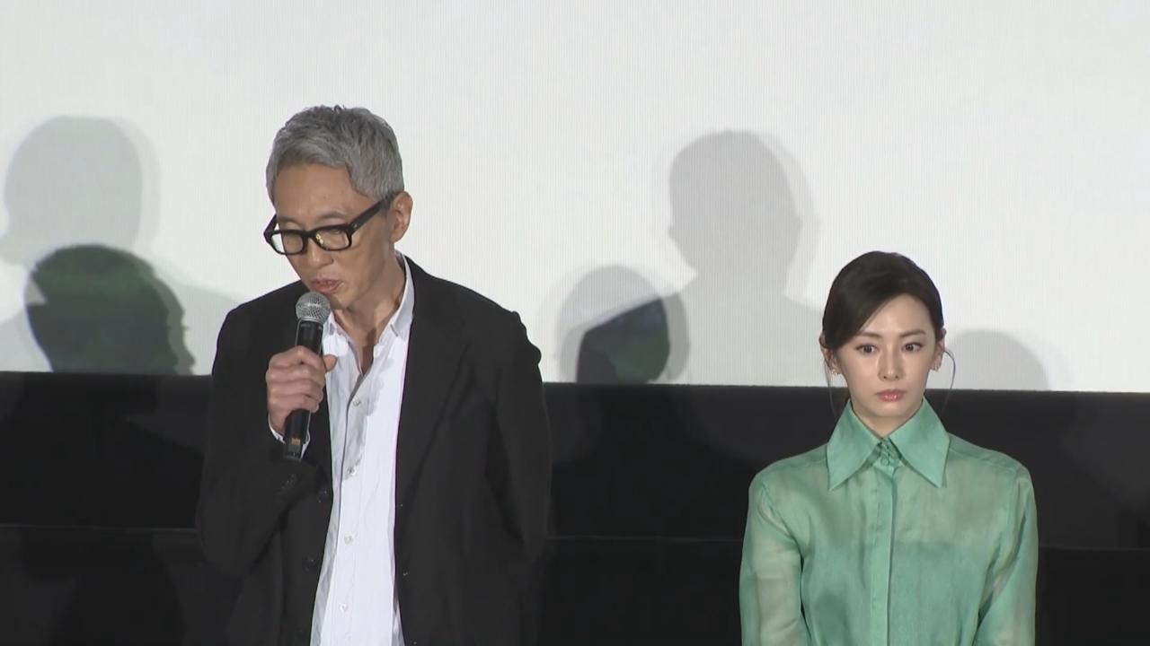 與松重豐演不育忘年夫妻 北川景子對演出零顧慮