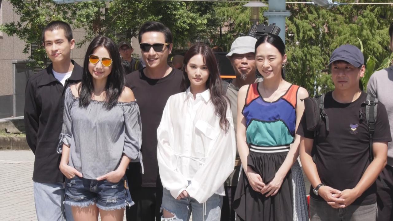 (國語)楊丞琳出席新戲開鏡儀式 感恩獲邀演媽媽角色