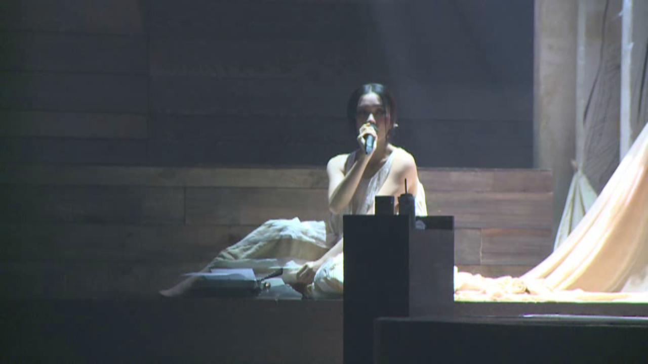 謝安琪演唱會開鑼 以歌演繹浦銘心故事